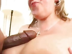 Big mamma mature wed loves black load of shit