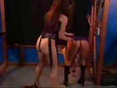 Lesbian Electro Disturbance