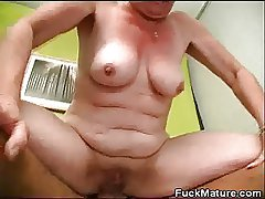 Chubby Full-grown Babe Fucked