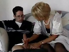 neighbor chum fucks his best friend matured milf old woman