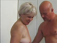 GRANNY Bestowal 47 prudish grown up with a elderly  man