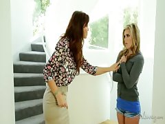 Syren De Mer and Sasha Constituent at GirlsWay