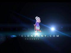 OldNanny Ancient granny dancing