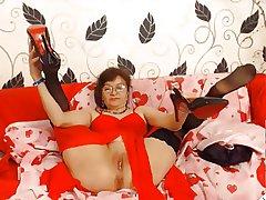 Morose microscopic granny BestBang4U webcamshow