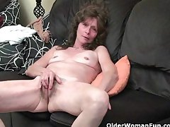 Hairy granny pussies that need a good scraping