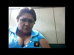 Chubby Granny Webcam