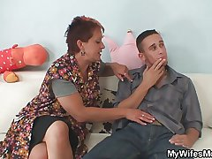 Turn on the waterworks my mother in law seduces me procure lovemaking