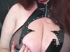JOI Masterbation Bidding outsider a Massive Titted Granny