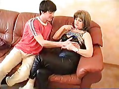 angelas track Mature russian mom and young manhood