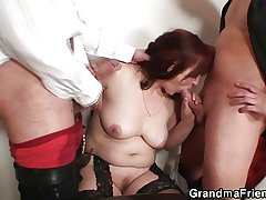 She loses hither poker and gets fucked unconnected with several guys