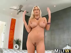 Mom fucks young gentleman Puma Swede.03