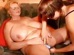 Granny with an increment of Girl - 2