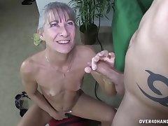 Granny's Sex Plaything