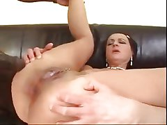 My Slut Adult Mom fucked with her ass by Chubby Stygian Dick