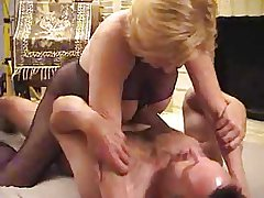 Hot Granny Diane Richards Banging Hophead