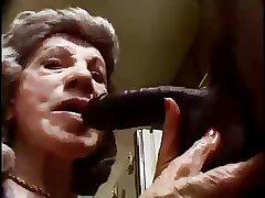 aged granny loves BBC
