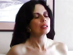 Titillating Pale Facing MILF Ariel