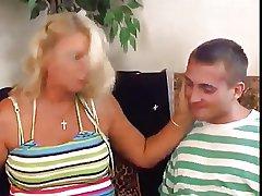 Granny and boy - 19