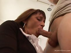 Jillian Foxxx - My MILF Big gun 2