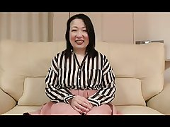 52yr superannuated Thick Granny Nobue Ugou Creamed (Uncensored)