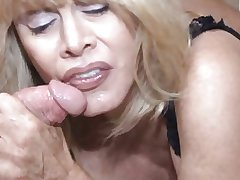 Blowjob of dramatize expunge granny