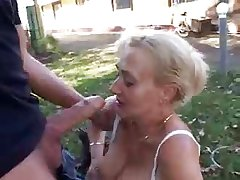 outdoor granny