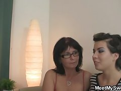 Nasty GF made porn with his parents