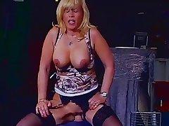 Hot Blonde German Full-grown