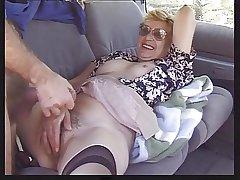 Granny up Car