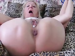Czech granny Elvira All tied beside & exasperation fucked relating to High Heels