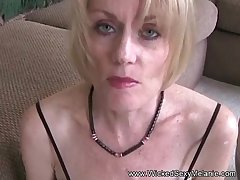 GILF Says I Be in love with Cock!