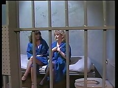 Several granny lesbians limn gross their time in jail