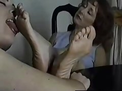 Worship my sexy mature trotters fidelity 2