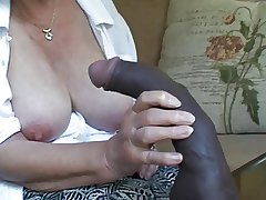 Granny cums at all times