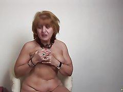 Granny Jennifer 50 stage aged