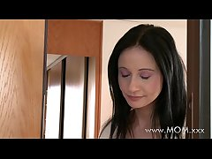 MOM lonely MILF gets a consenting seeing to