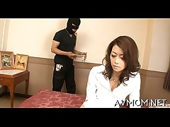 Blindfolded lascivious mom i'd get a kick out of with regard to be wild about gets creamed