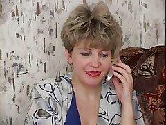 RUSSIAN MOM 19 mature with a caitiff public schoolmate