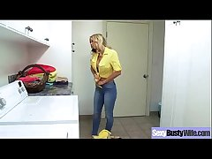 Busty Housewife (alexis fawx) Having Sex Insusceptible to Camera clip-01