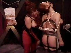 Lesbian Jugs Castigation