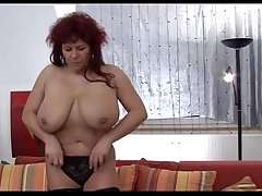 Redheaded mom in the same manner her superhuge confidential