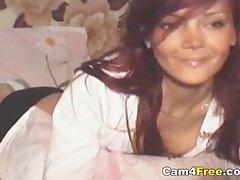 HD French Milf Exceeding Webcam