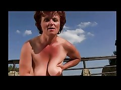 Milf Having it away Outdoor BVR