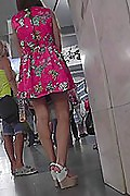 Upskirt videos unconforming yon superb young hottie