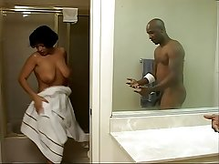 Mature Bambi Gets Fucked Enduring Check up on Showering