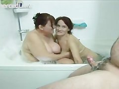 Two Mature Babes Share A Locate