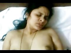 Hot INDIAN TELUGU Aunty Sudha's bonking Prepare oneself 2