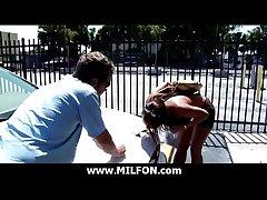 Hot MILF Bang Her Next Door Neigbor 4