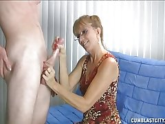 Granny Loves This Heavy Cock