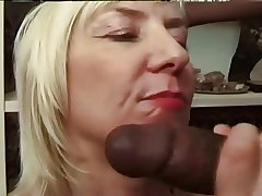 french mature granny succeed in bbc anal culo troia